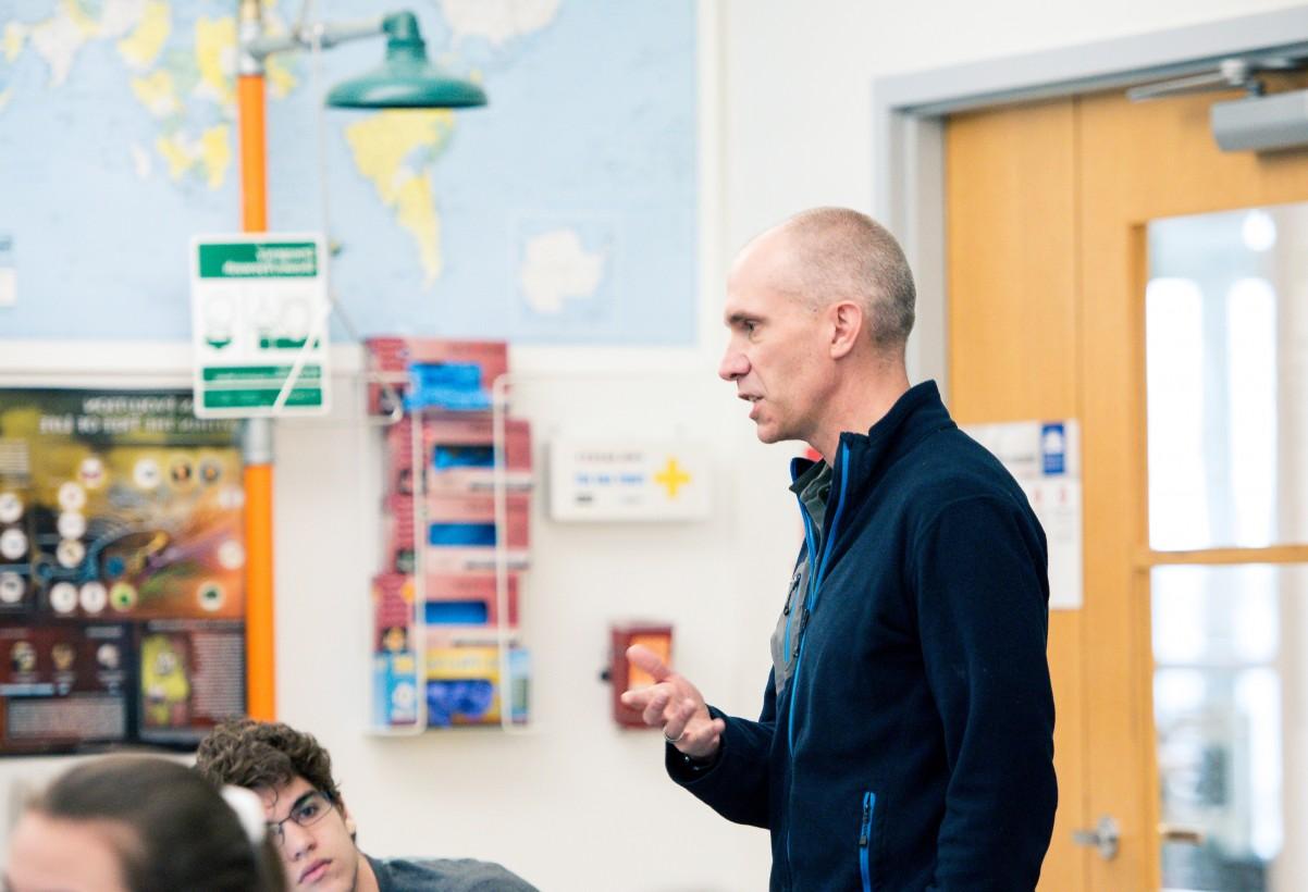 bryan arnold teaching