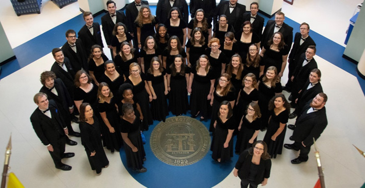 National recording artist partners with IC choirs for Gospel